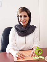 دکتر آرزو غلامی - مشاور، روانشناس