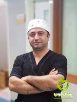 دکتر فرهاد کیانی امین - جراح عمومی