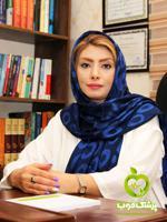 دکتر فاطمه احسان پور - مشاور، روانشناس