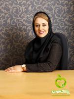 حمیده محمدی خشویی - مشاور، روانشناس