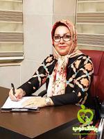 دکتر منیره حسن زاده - مشاور، روانشناس