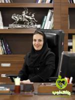 نیلوفر برومندزاده - مشاور، روانشناس
