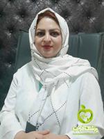 دکتر ام البنین باقرنژاد - مشاور، روانشناس