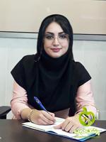سمانه رضایی - مشاور، روانشناس