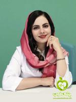 ساناز جعفری - متخصص بینایی سنجی