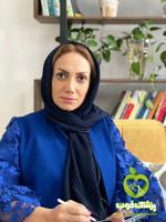 ساره خالقی - مشاور، روانشناس