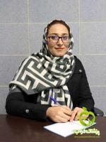 صغرا محمدزاده فرد - مشاور، روانشناس