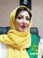زرین حسینی - مشاور، روانشناس