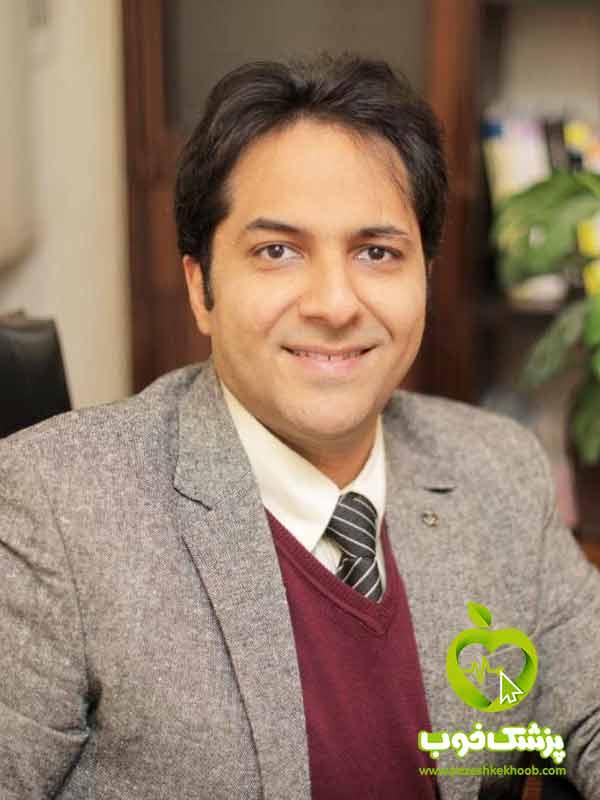 دکتر علی کربلایی - روانپزشک (متخصص اعصاب و روان)
