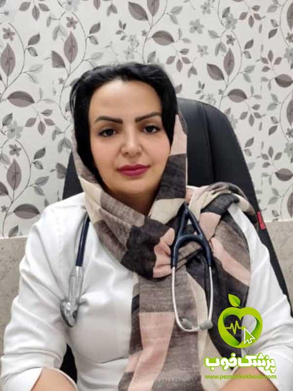دکتر لادن رضایی عدل - متخصص قلب و عروق