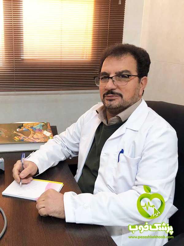 دکتر محمد باقر هداوند - متخصص طب سنتی