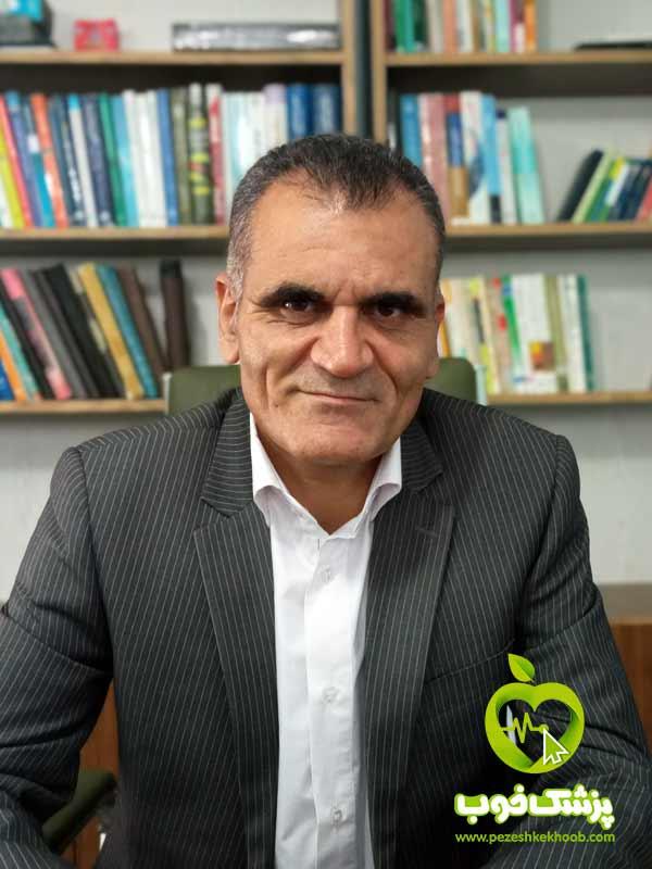 محمدرضا حسن زاده - مشاور، روانشناس