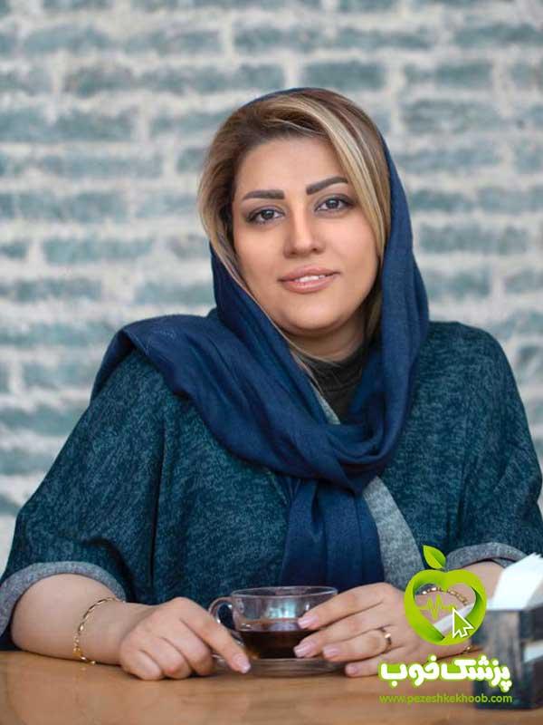 دکتر سارا نداف - مشاور، روانشناس